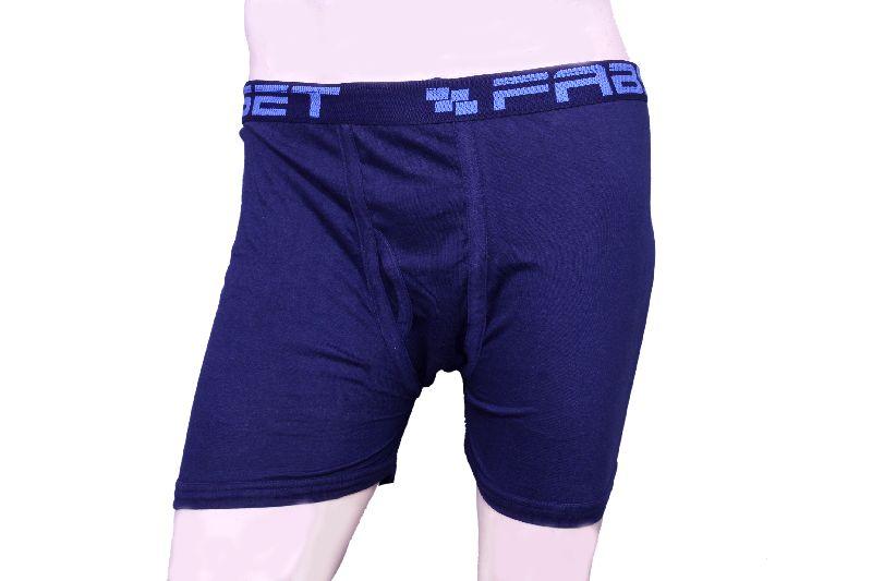 Navy Blue Mens Underwear Front