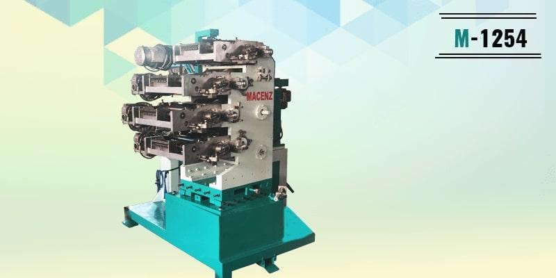 Model No. 1254(Bo) Dry Offset Printing Machine