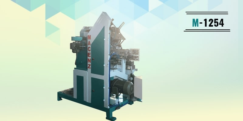 Model No. 1254(Ca) Dry Offset Printing Machine