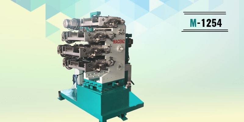 Model No. 1254(G or C) Dry Offset Printing Machine
