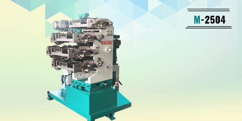 Model No. 2504 Dry Offset Printing Machine