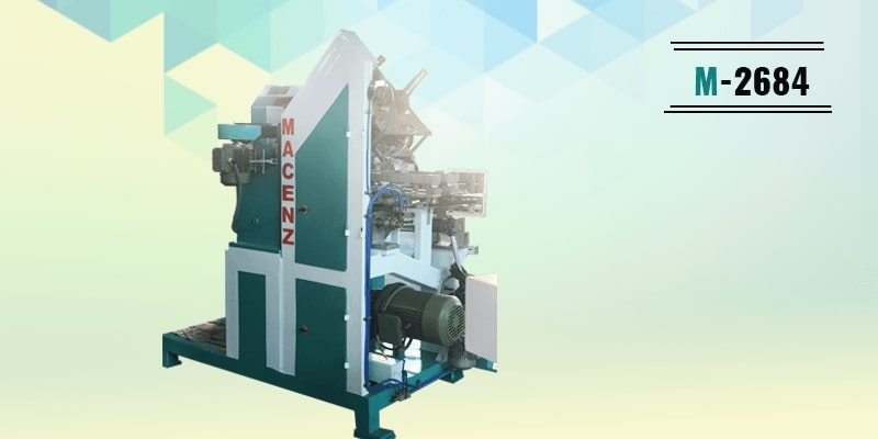 Model No. 2684 Dry Offset Printing Machine
