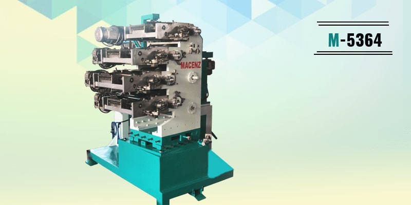 Model No. 5364 Dry Offset Printing Machine
