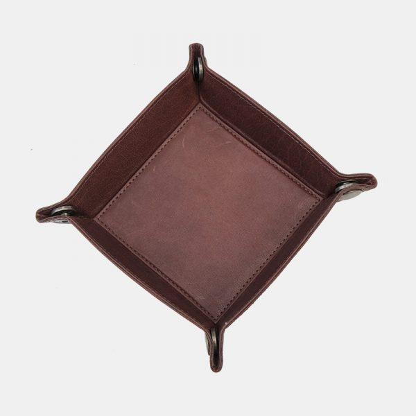 Leather Tray