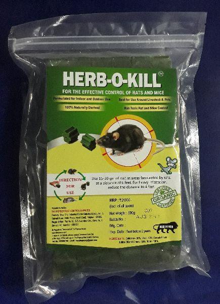 Herbal Rat Cake