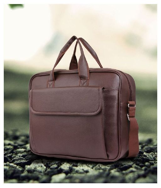 Mens Leather Office Bag