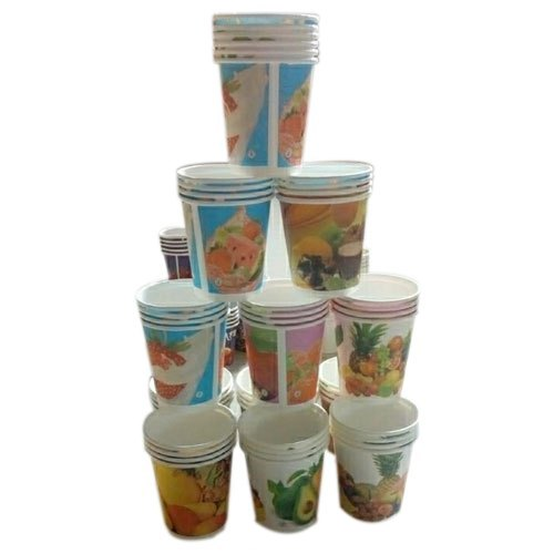 Multicolor Disposable Paper Cup