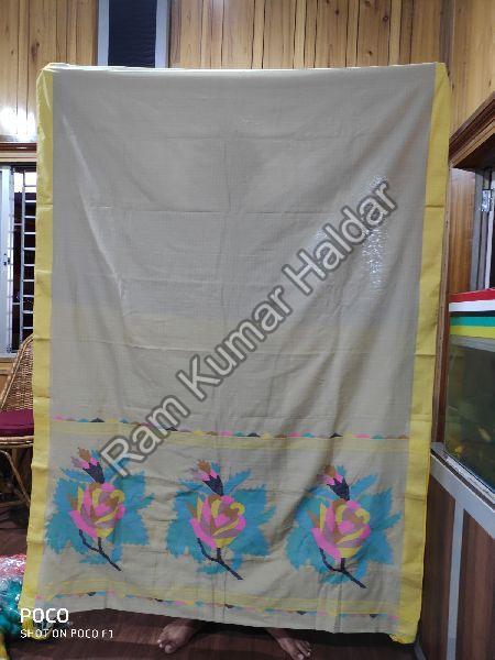 Jamdani Cotton Saree