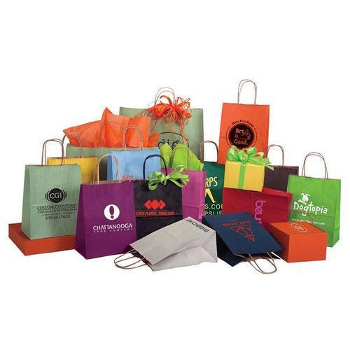 Customized Bag Printing Services