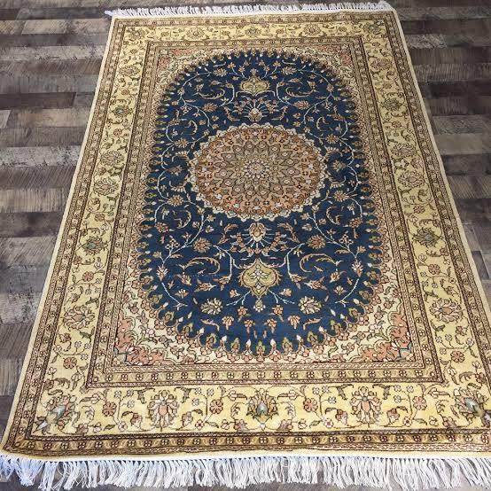 Hand Woven Silk Carpets