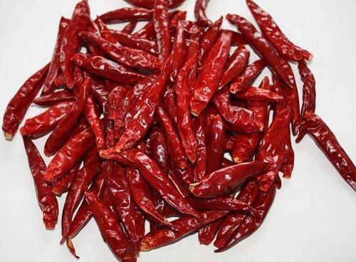 Stemless Dry Chilli