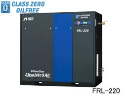 Oil Free Claw Air Compressor