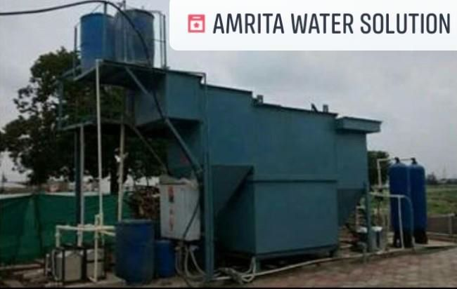Etp & Stp Wastewater Treatment Plant
