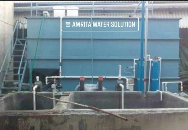 Wastewater Sewage Treatment Plant