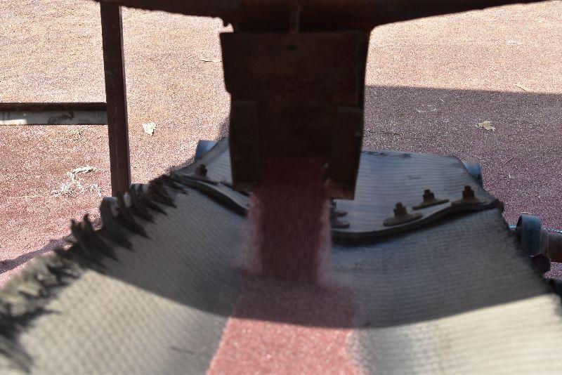 Abrasive Garnet Sand