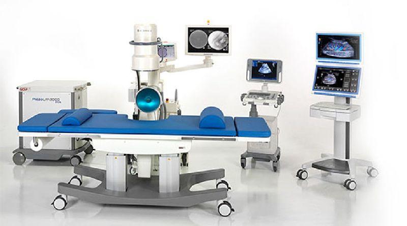 Extracorporeal Shockwave Lithotripsy System