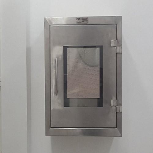 Hospital Pass Box