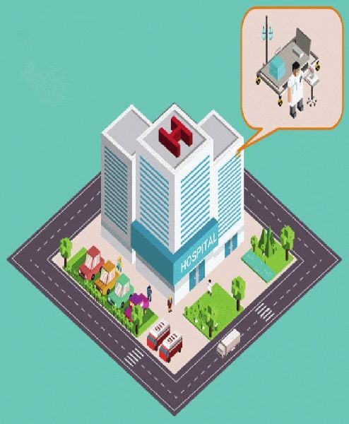 Hospital Planning and  Designing Services