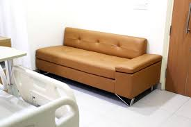 Hospital Room Sofa