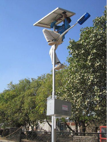 Solar Street Light Repairing Services