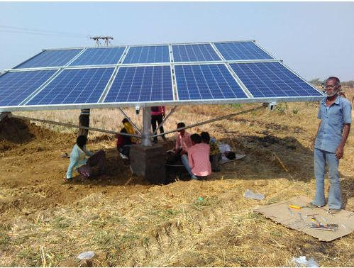 Solar Water Pump Installation Services