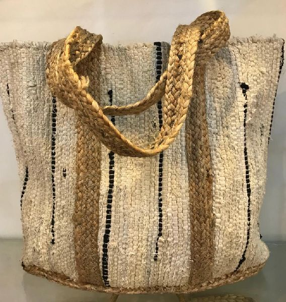 Jute Braided Bag