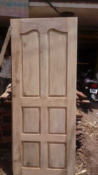 Babbol Wood Door