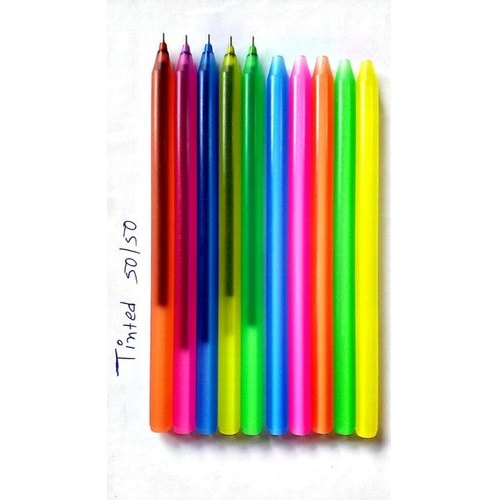 Tinted Use & Throw Pens