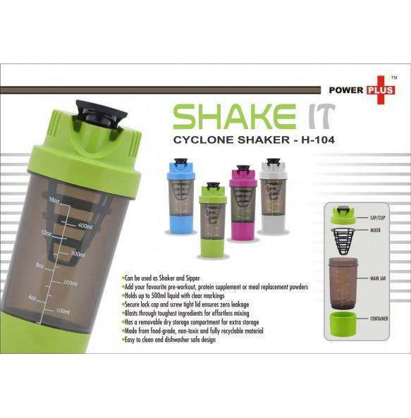 Shake it Cyclone Shaker
