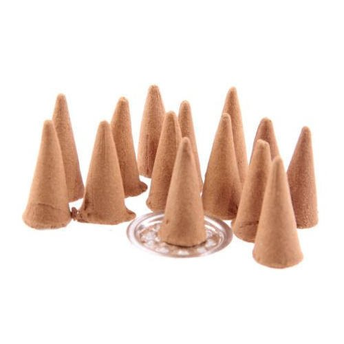 Raw Dhoop Cone