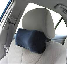 Car Neck Pillow Cover