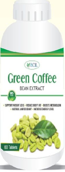 Green Coffee Bean Extract Tablets