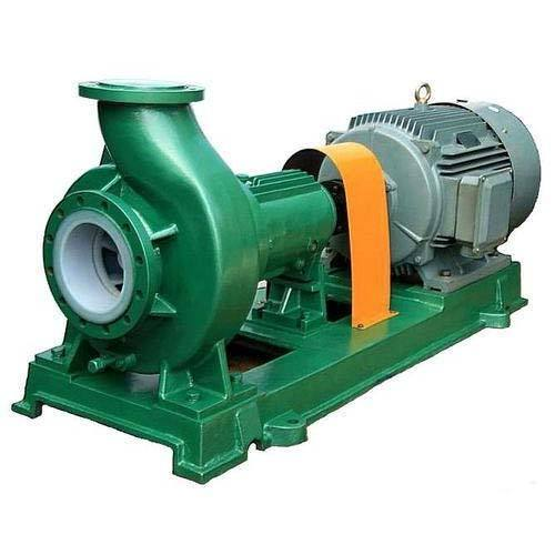 Teflon Lined Pump
