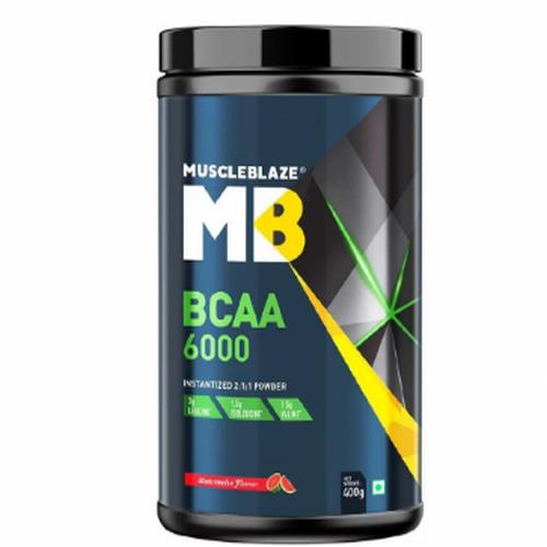 Muscleblaze BCAA 6000 Amino Acid Powder