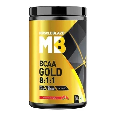 Muscleblaze BCAA Gold 450g (30 serving)