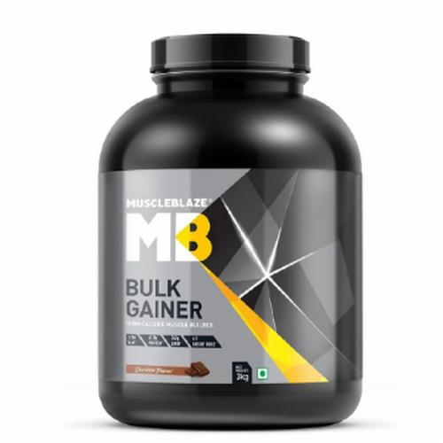 Muscleblaze Bulk Gainer 3kg