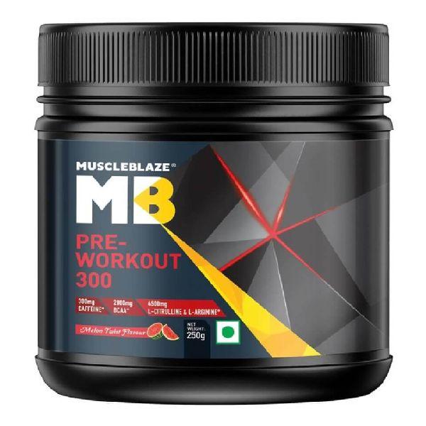 MuscleBlaze Pre-Workout 300