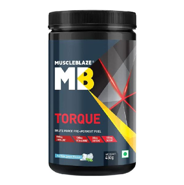 MuscleBlaze Torque Pre-Workout