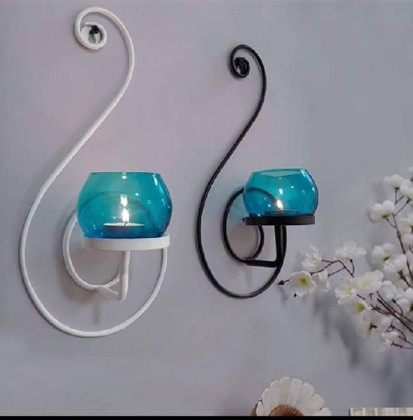 Wall Tealight Candle Holder