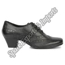 Women Leather Formal Shoes