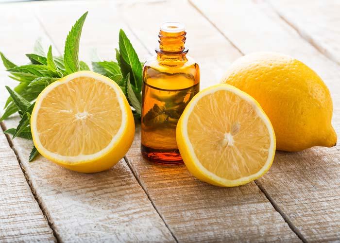 Lemon Massage Oil