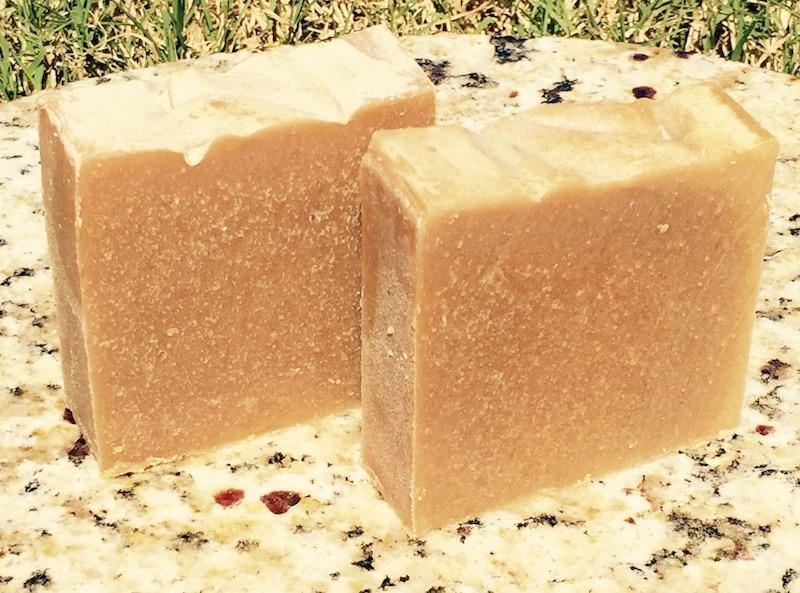 Sandalwood and Milk Protein Soap