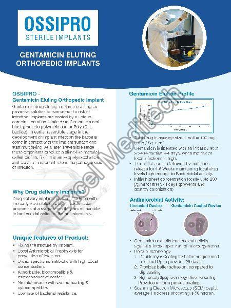 Antibiotic Eluting Implants
