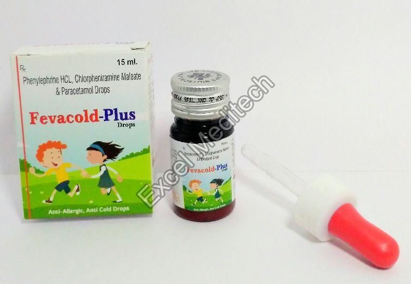 Fevacold Plus Drops