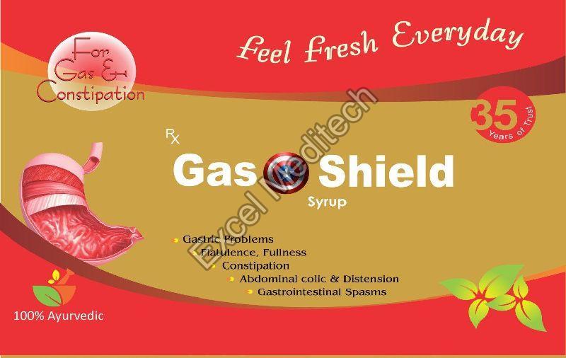 Gas O Shield Acidity Syrup