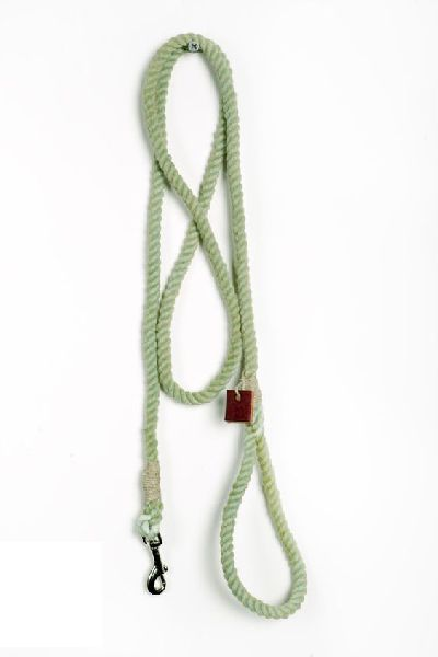 Twisted Cotton Rope Dog Leash