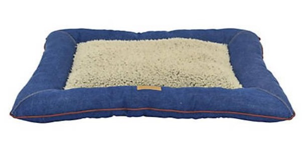Dog Puff Cushion Bed