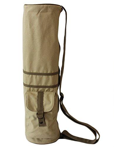 Cotton Yoga Mat Bag