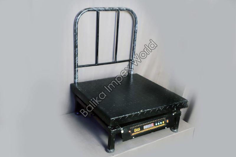 400X400mm Mild Steel Platform Weighing Scale