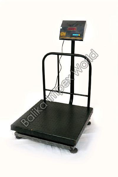 500x500mm Mild Steel Platform Weighing Scale